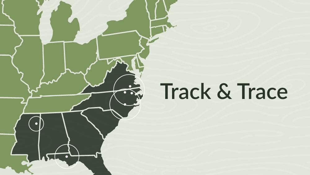 Enviva Track & Trace